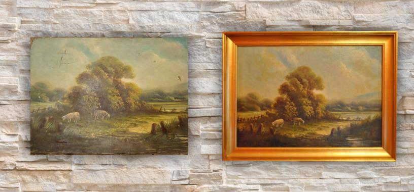 Landschaft/Paesaggio/Landscape